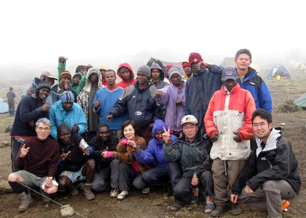 第1回 キリマンジャロ登山イベント