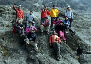 第2回 キリマンジャロ登山イベント