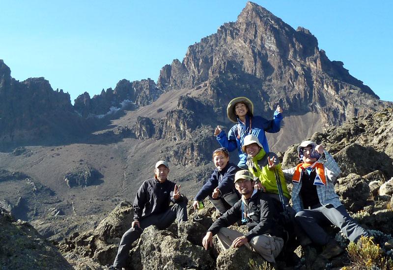 第3回 キリマンジャロ登山イベント