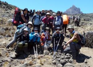 第4回 キリマンジャロ登山イベント
